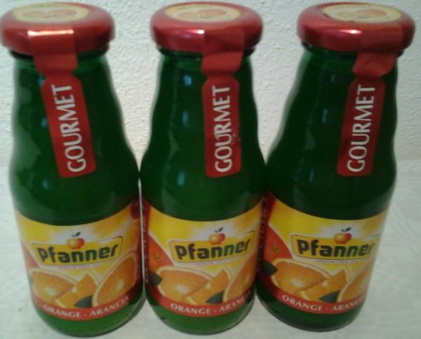 Pfanner Orangensaft 12x0,2l