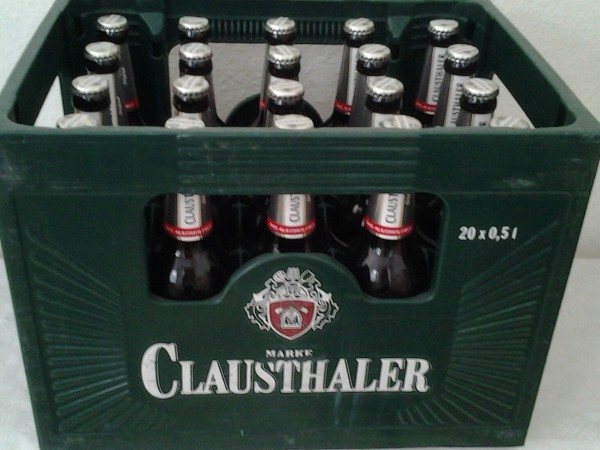 Clausthaler 0,5l