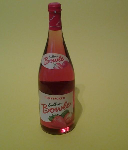 Erdbeer Bowle 6x1l
