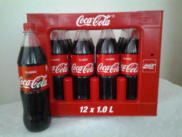 Coca-Cola 12x1,0