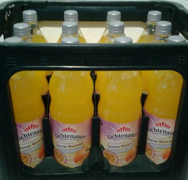 Lichtenauer Orange Maracuja