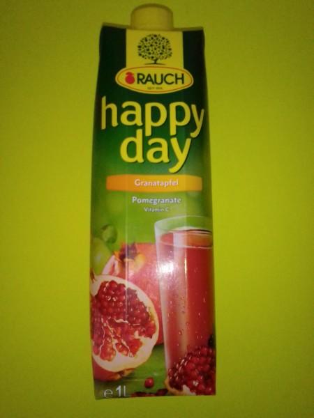 Rauch Happy Day Granatapfelsaft 6x1l