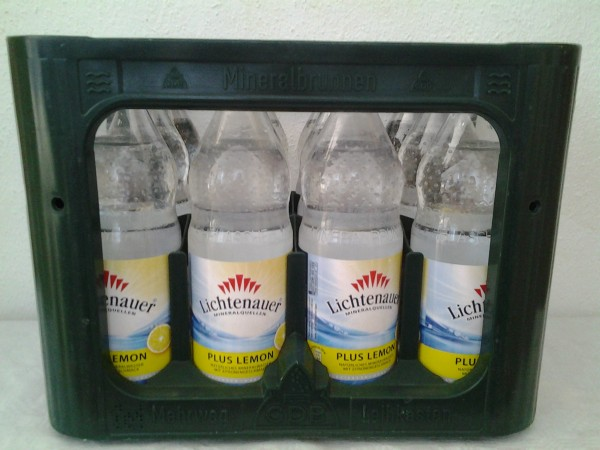 Lichtenauer Lemon 12x1,0l