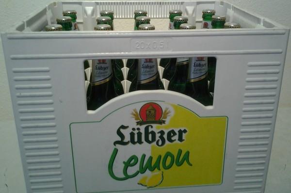 Lübzer Lemon Radler