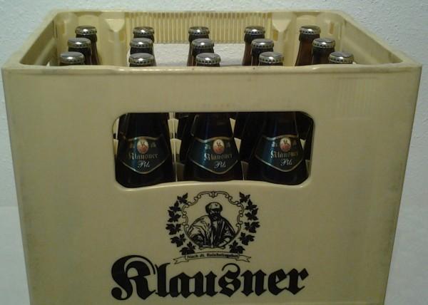 Klausner Pils 20x0,5l