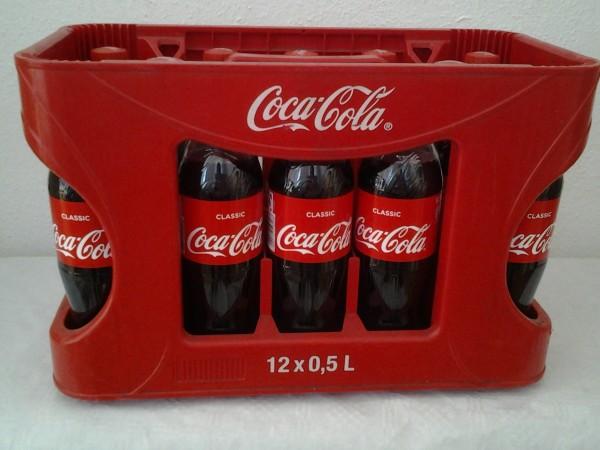 Coca-Cola 12x0,5