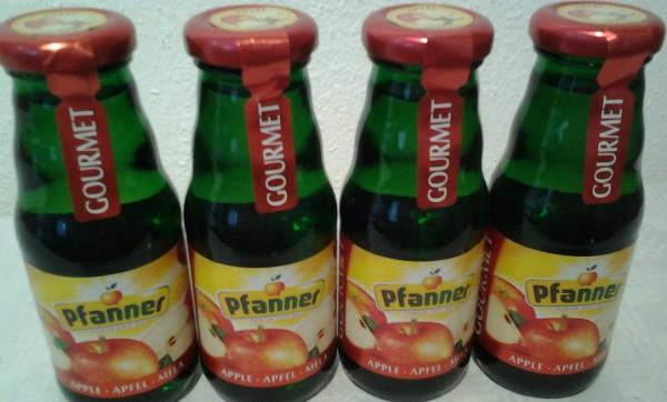 Pfanner Apfelsaft 12x0,2l