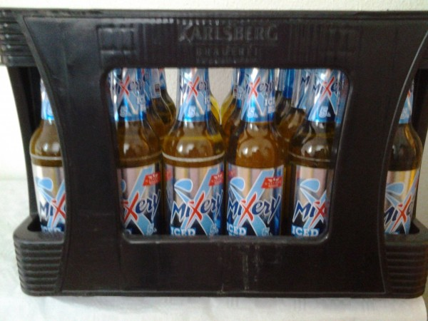 Mixery Iced Blue 24x0,33l