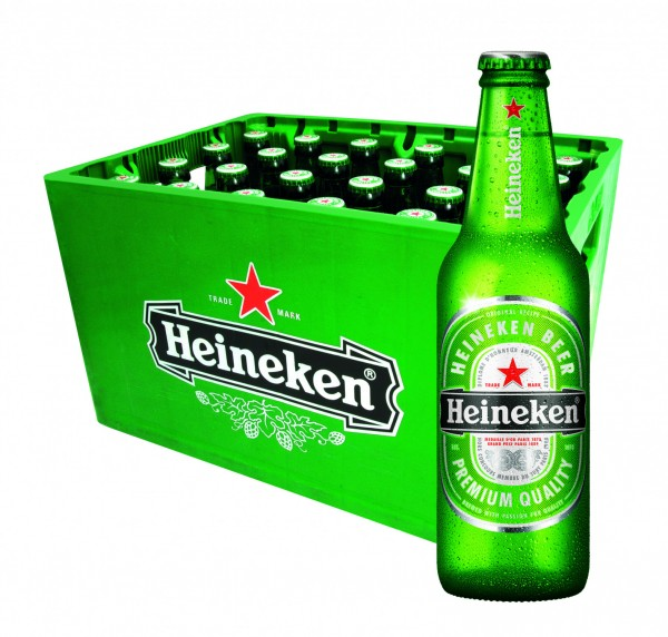 Heineken Pils 24x0,33l