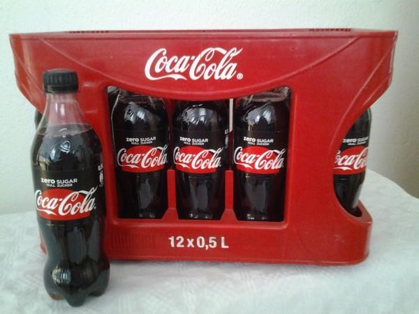 Coca-Cola Zero 12x0,5