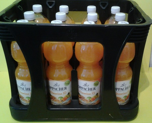 Oppacher 10 Vitamina 12x1l