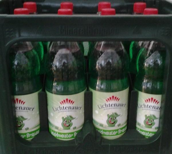 Lichtenauer Waldmeister 12x1l