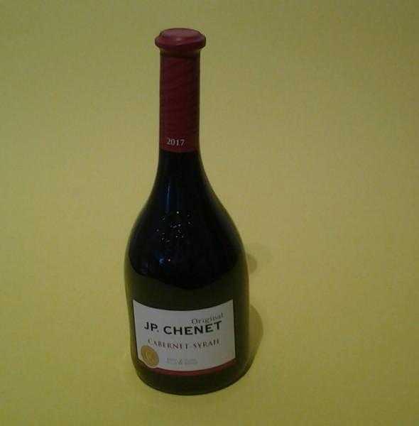 JP.Chenet Cabernet-Syrah Rotwein Trocken 6x0,75l