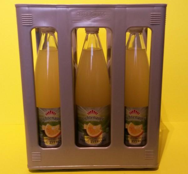 Lichtenauer Premium Zitrone 6x1l Glas