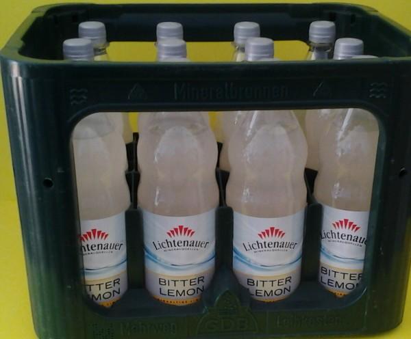 Lichtenauer Bitter Lemon 12x1l