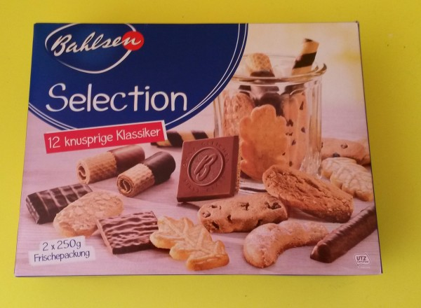Bahlsen Selection 2x250g